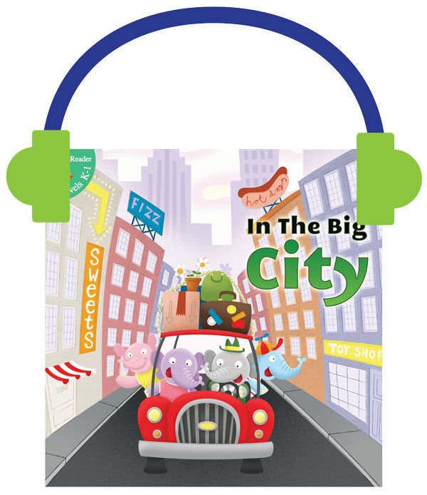 2013 - In the Big City (Audio File)