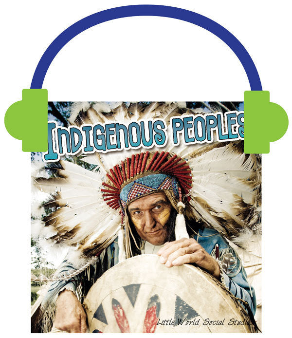 2014 - Indigenous Peoples (Audio File)
