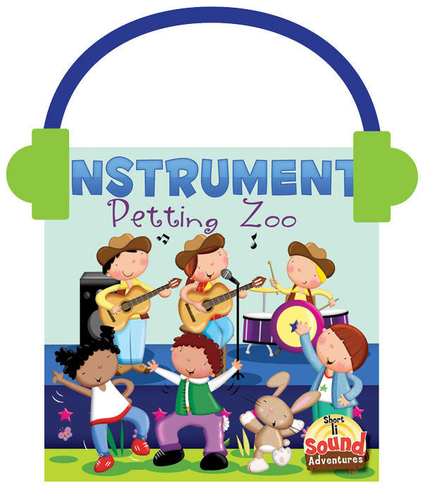 Instrument Petting Zoo (Audio File)