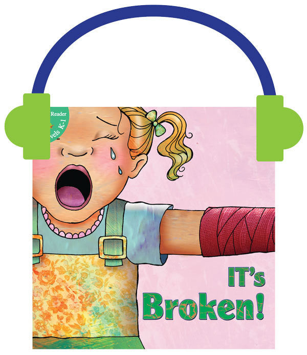 2013 - It's Broken! (Audio File)
