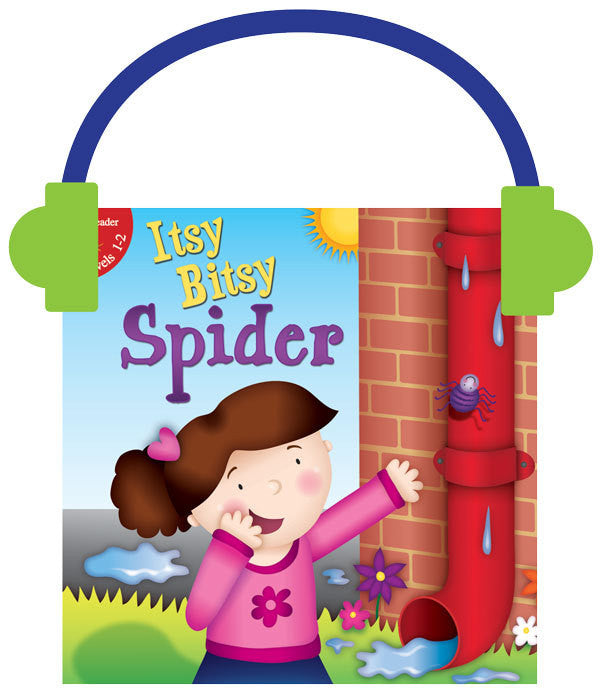 2013 - Itsy Bitsy Spider (LB) (Audio File)