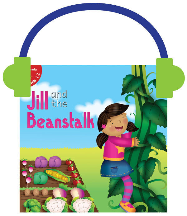 2013 - Jill and the Beanstalk (Audio File)