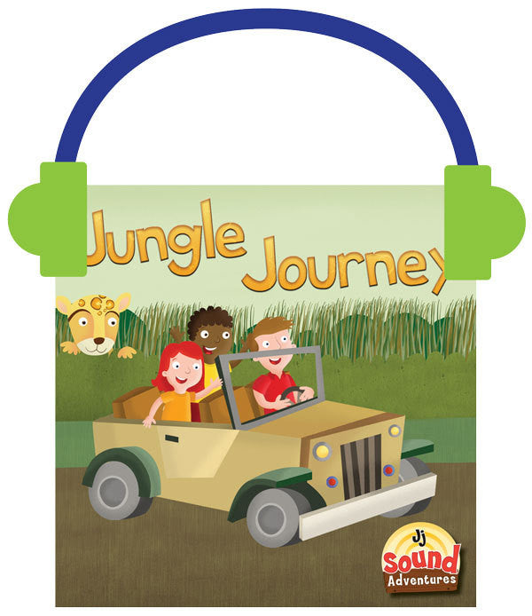 2013 - Jungle Journey  (Audio File)
