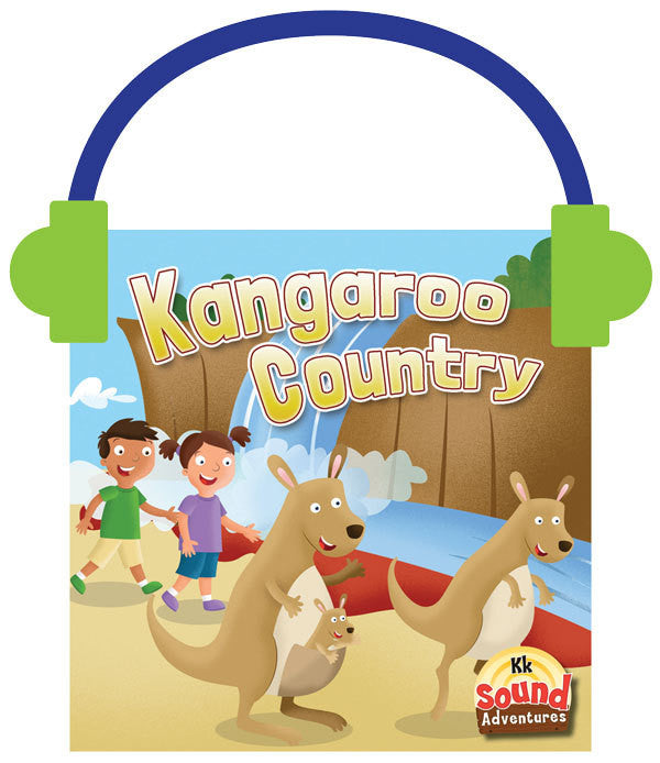 2013 - Kangaroo Country  (Audio File)