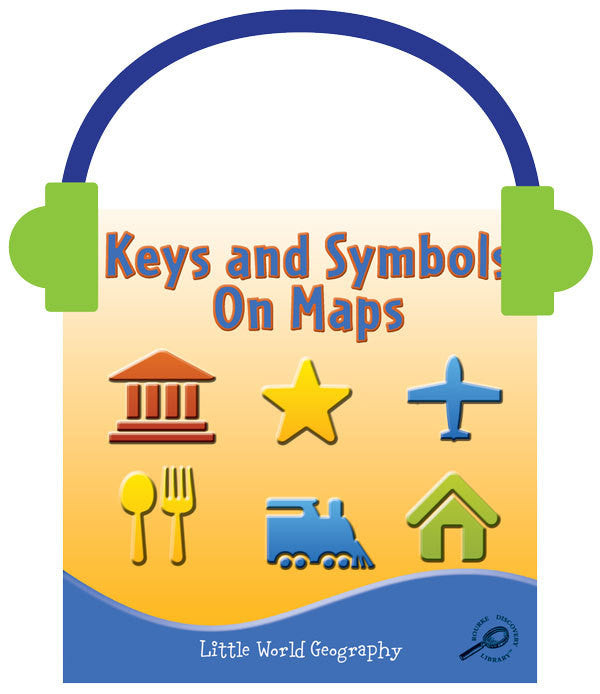2013 - Keys and Symbols on Maps (Audio File)