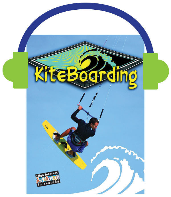 2013 - Kiteboarding (Audio File)