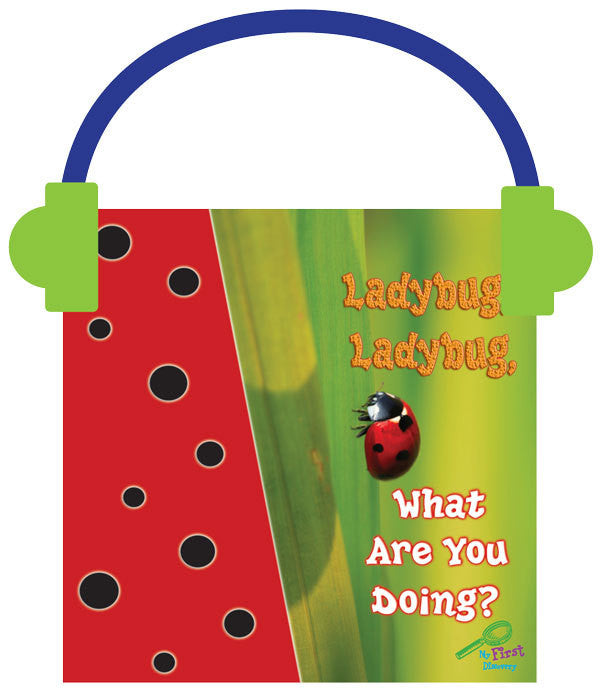 2013 - Ladybug, Ladybug, What Are You Doing? (Audio File)