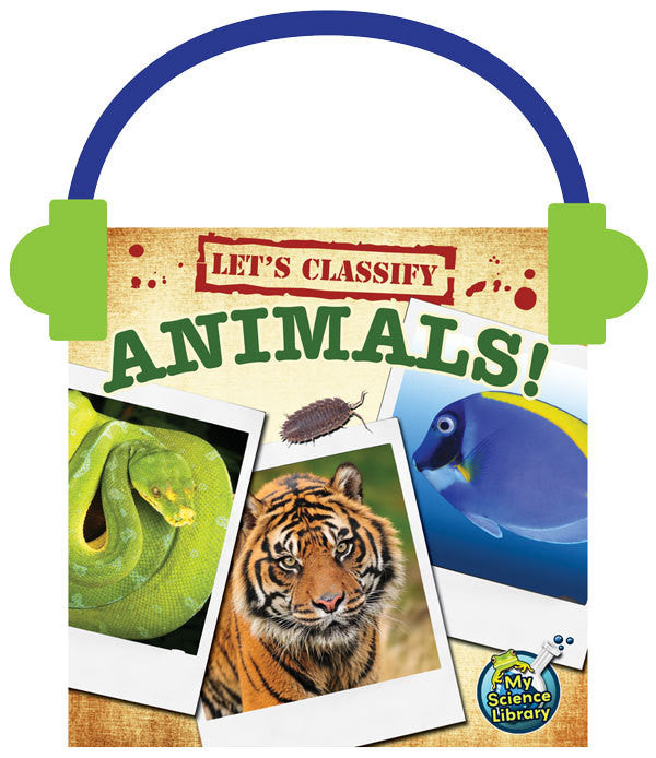 2013 - Let's Classify Animals! (Audio File)