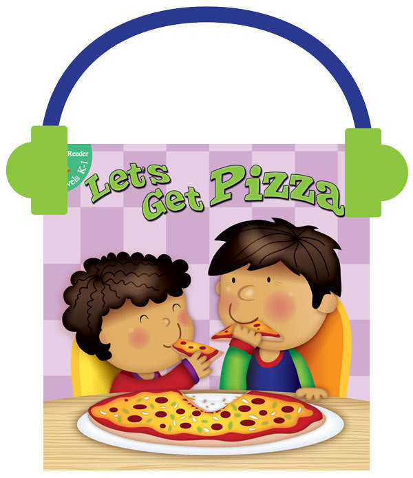 2013 - Let's Get Pizza (Audio File)