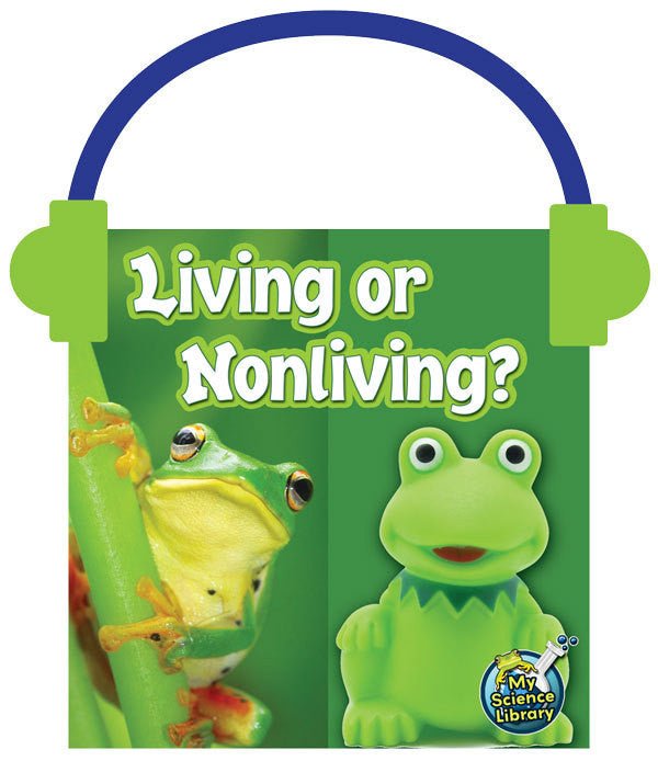 2013 - Living or Nonliving? (Audio File)
