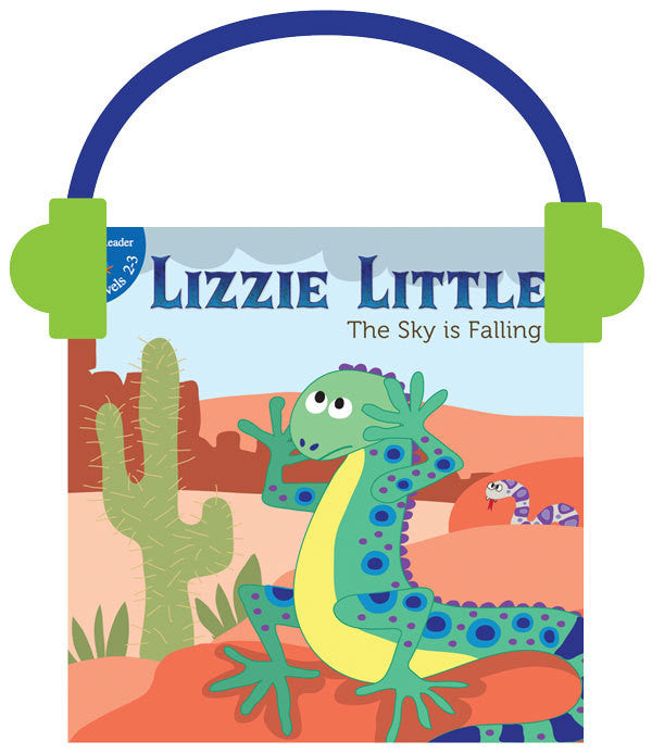 2013 - Lizzie Little, the Sky is Falling! (Audio File)