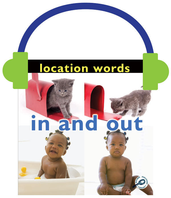 2013 - Location Words: In and Out (Audio File)