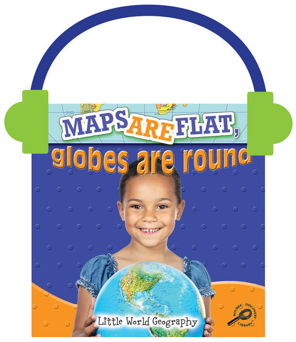 2013 - Maps Are Flat, Globes Are Round (Audio File)