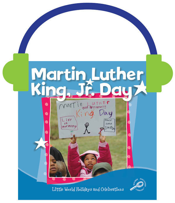 2013 - Martin Luther King Jr. Day (Audio File)