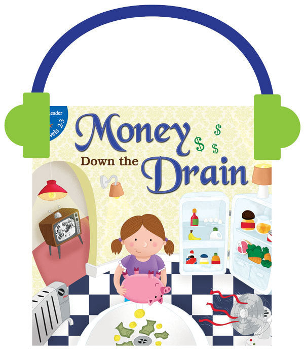 2013 - Money Down the Drain (Audio File)