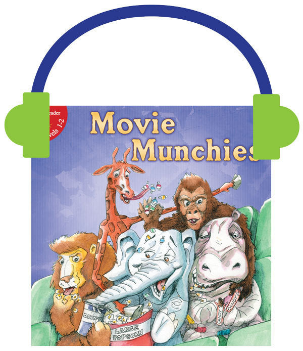 2013 - Movie Munchies (Audio File)