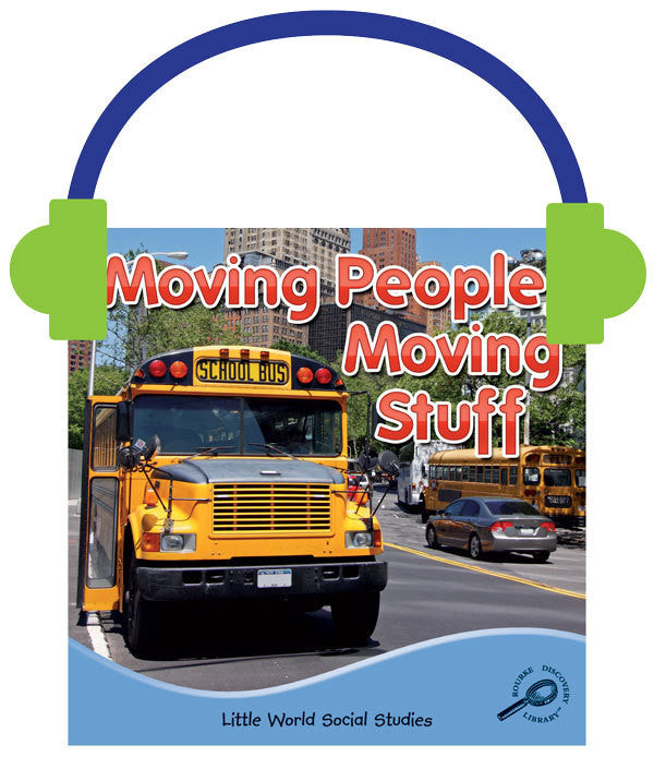 2013 - Moving People, Moving Stuff (Audio File)