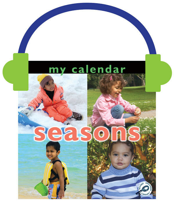 2013 - My Calendar: Seasons (Audio File)