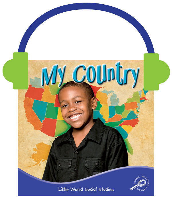 2013 - My Country (Audio File)
