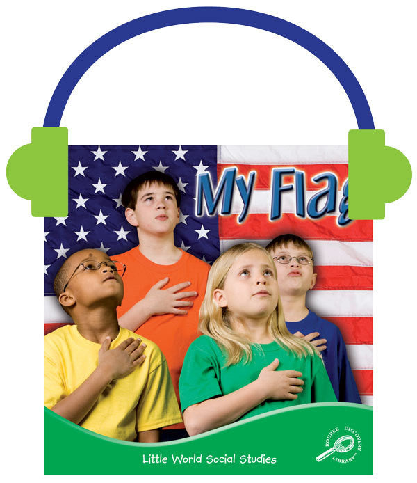 2013 - My Flag (Audio File)