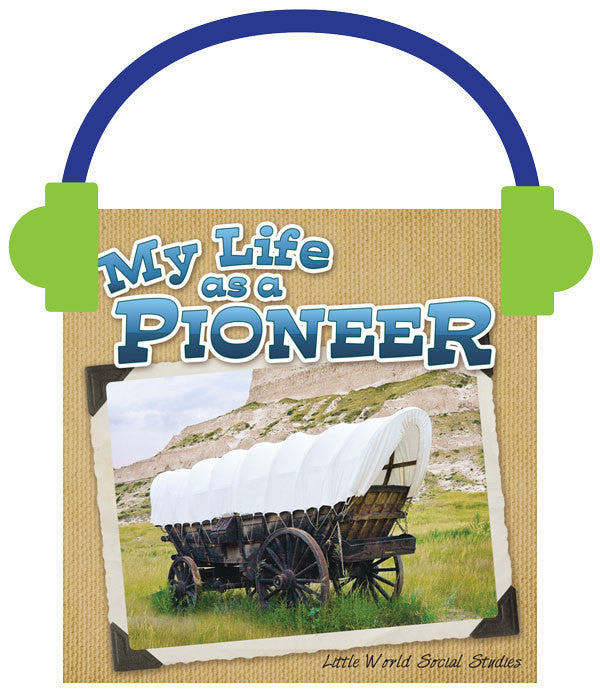 2013 - My Life as a Pioneer (Audio File)