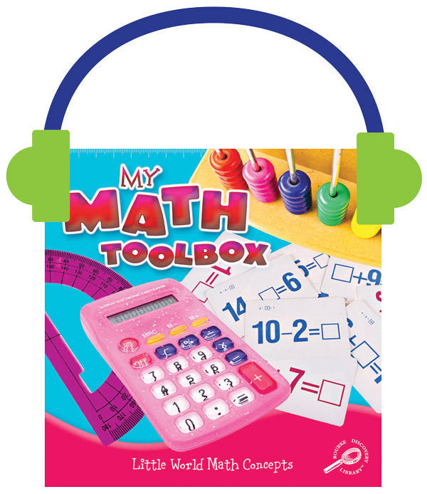 2013 - My Math Toolbox (Audio File)