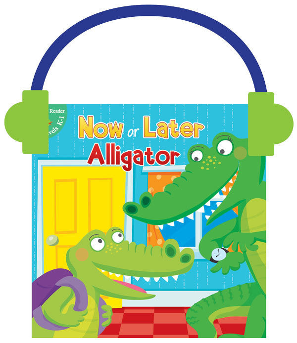 2013 - Now or Later Alligator (Audio File)