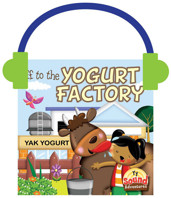 2013 - Off to the Yogurt Factory  (Audio File)