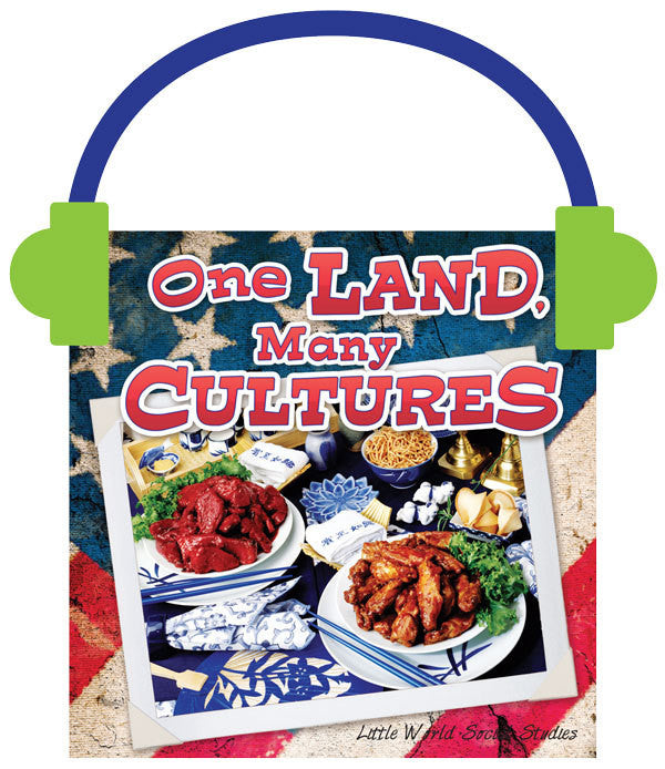 2013 - One Land, Many Cultures (Audio File)
