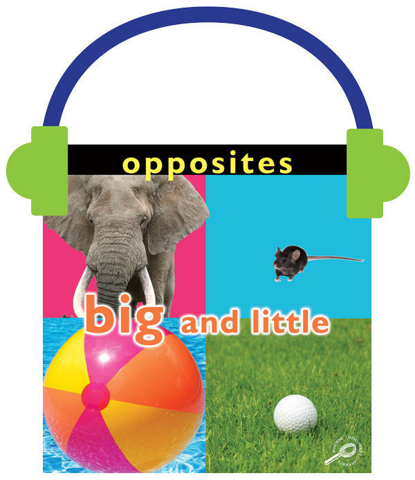 2013 - Opposites: Big and Little (Audio File)