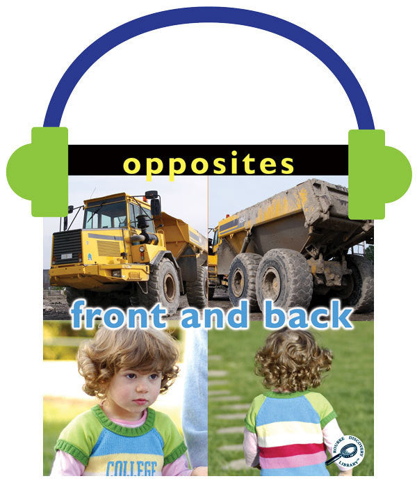 2013 - Opposites: Front and Back (Audio File)