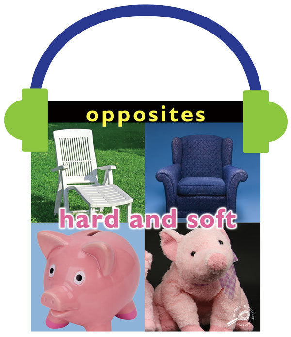 2013 - Opposites: Hard and Soft (Audio File)