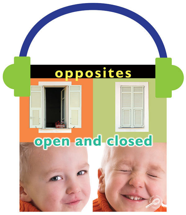 2013 - Opposites: Open and Closed (Audio File)