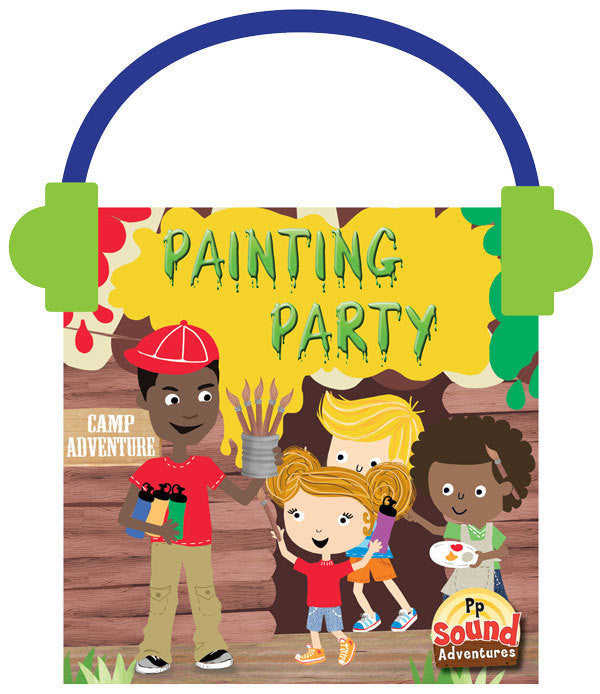 2013 - Painting Party  (Audio File)