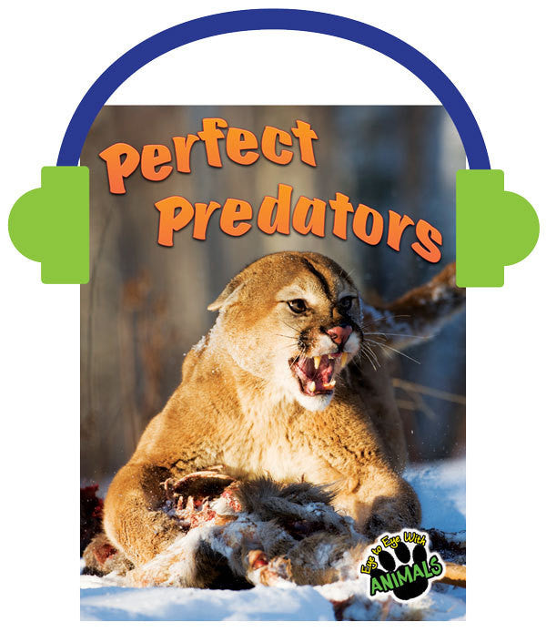 2013 - Perfect Predators (Audio File)