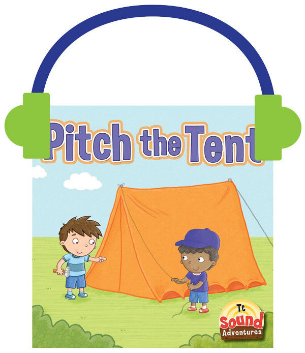 2013 - Pitch the Tent  (Audio File)