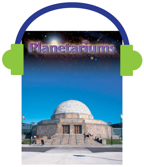 2013 - Planetariums (Audio File)