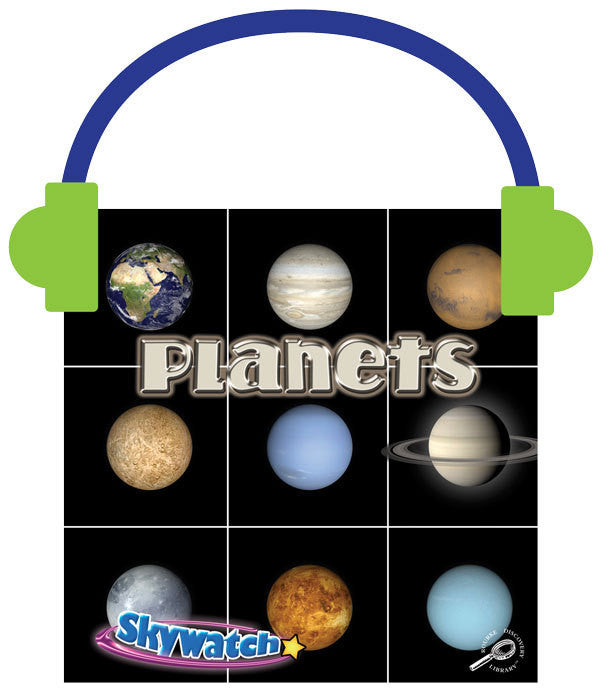 2013 - Planets (Audio File)