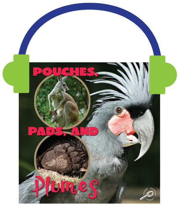 2013 - Pouches, Pads, and Plumes (Audio File)