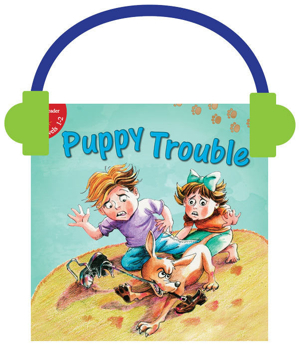 2013 - Puppy Trouble (Audio File)