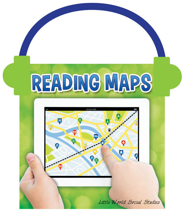 2014 - Reading Maps (Audio File)
