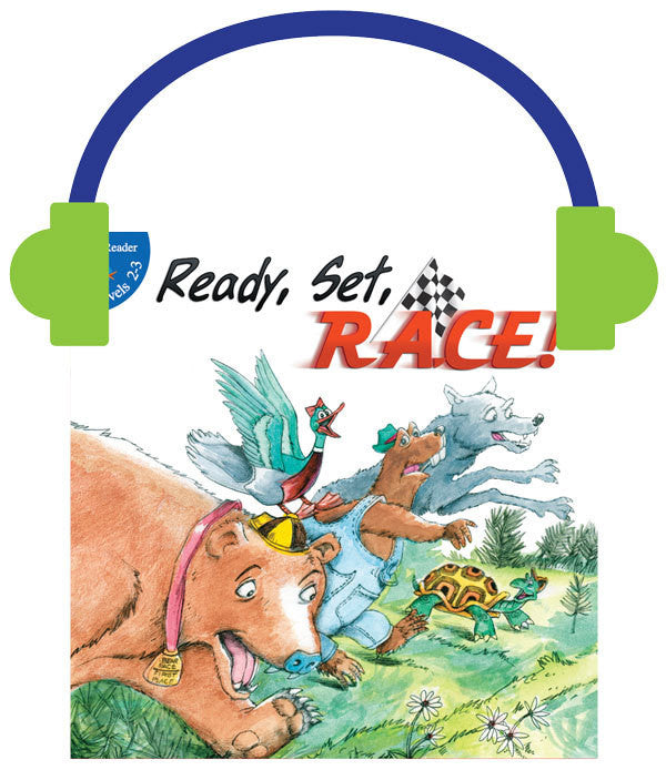 2013 - Ready, Set, RACE! (Audio File)