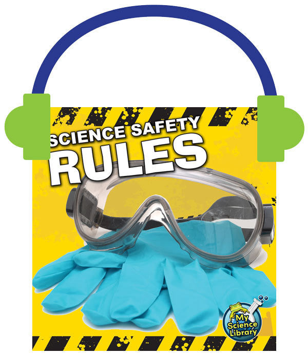 2013 - Science Safety Rules (Audio File)