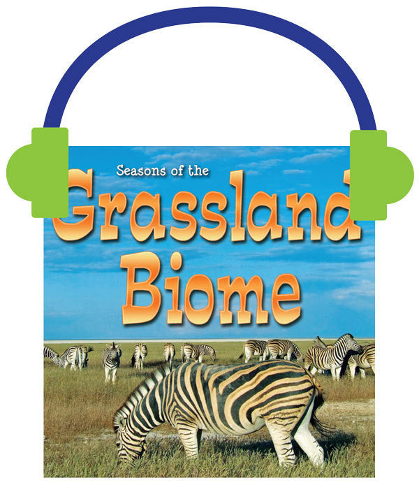2014 - Seasons Of The Grassland Biome (Audio File)