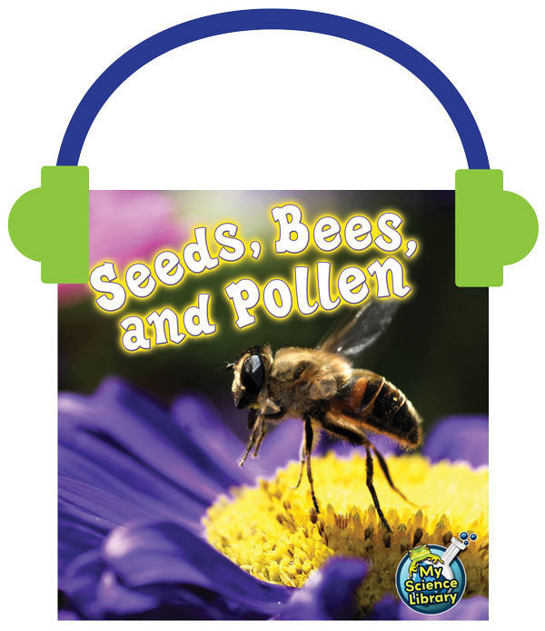 2013 - Seeds, Bees, and Pollen (Audio File)