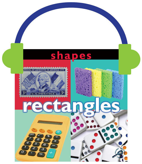 2013 - Shapes: Rectangles (Audio File)