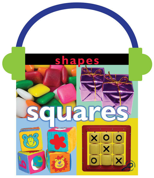 2013 - Shapes: Squares (Audio File)