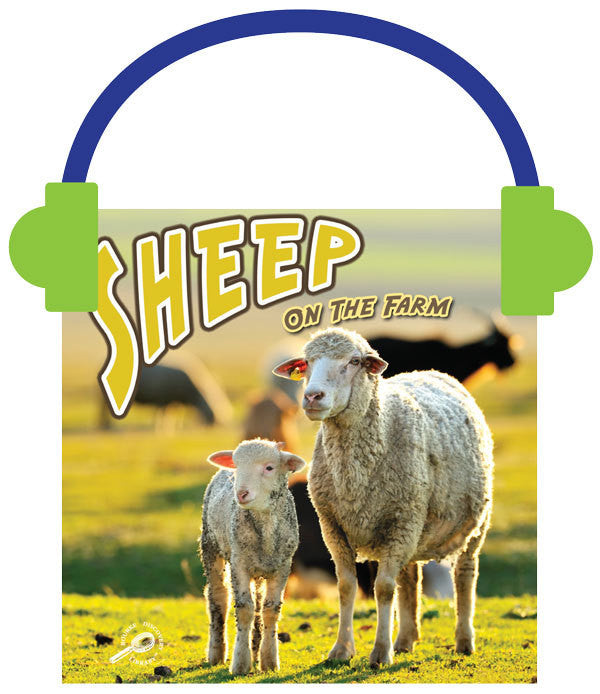 2013 - Sheep On The Farm (Audio File)