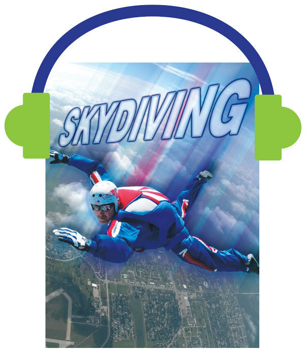 2013 - Skydiving (Audio File)