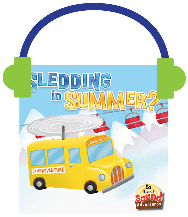 2013 - Sledding in Summer?  (Audio File)